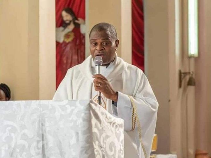 Fr Dominic Kazingatchire