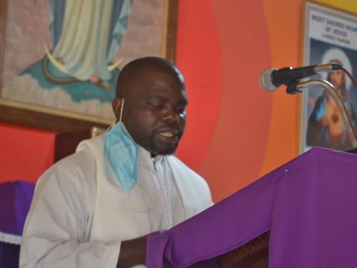 Fr Noel Gama