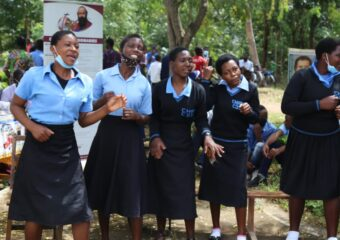 Youth at National Vocations Day