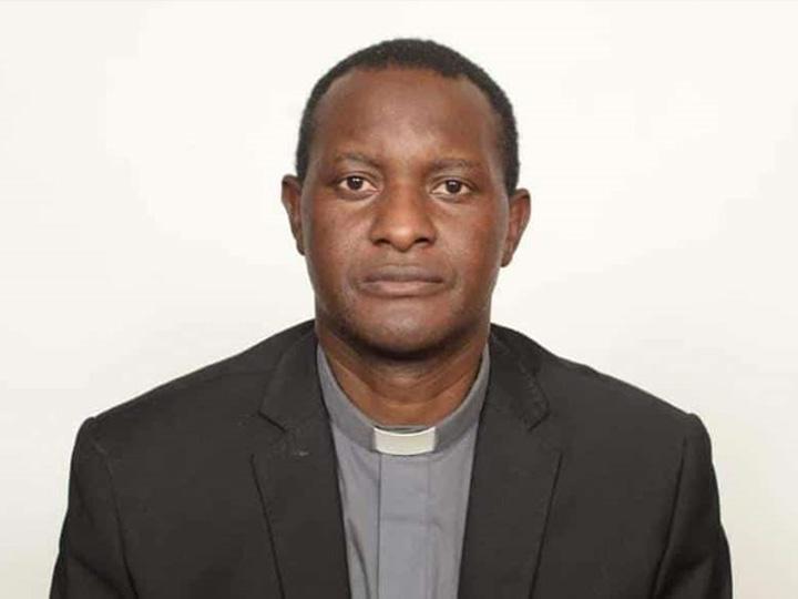 Bishop-elect Fr Peter Adrian Chifukwa